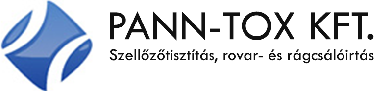 PANN-TOX KFT.  | Szellőzőtisztítás, rovar- és rágcsálóírtás